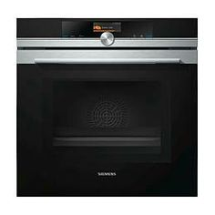 Horno Siemens con Home Connect y microondas Laundry Appliances, Home Appliances, Four Pyrolyse, Princes House, Neptune Kitchen, Microwave Shelf, Ovens, Cooking, Kitchens