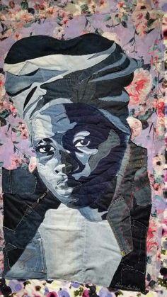 Bisa Butler Quilt Artist