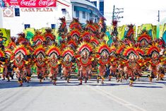 Tribu Ilonganon from Jalandoni Memorial National High School, Dinagyang Festival 2019 Ati Tribe Competition Grand Champion. Special Award: Best in Discipline Best Choreographer Minor Award: Best in Choreography National High School, Times Square, Competition, Champion, Eyes, Travel, Nativity, Viajes, Destinations