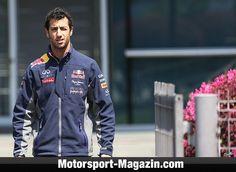 Formel 1 2015, China GP, Shanghai, Daniel Ricciardo, Red Bull, Bild: Sutton