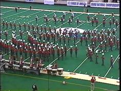 JSU Marching Southerners play Carmen and Malaguena