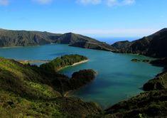Lagoa do Fogo, São Miguel, Açores. Foto: Flávia Motta / Almost Locals
