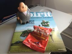 Proforma Pete is ready for takeoff on his favorite airline :: Southwest