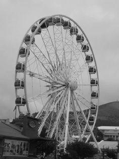 The Ferris wheel by Pieter Geyser