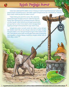 Kids Story Books, Stories For Kids, Short Stories, Magic Birthday, Picture Story, Teaching English, My Children, Preschool Activities, Kids And Parenting