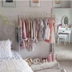 pastel light cozy sleepwear wardrobe