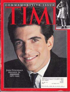 TIME MAGAZINE July 26 1999 COMMEMORATIVE ISSUE John F. Kennedy Jr. 1960-1999