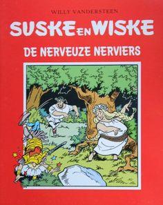 Suske En Wiske De Nerveuze Nerviers