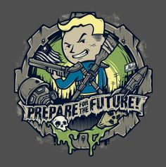 Where will you be when the atomic bombs fall? You can secure your future by reserving a spot in a state of the art underground vault from Vault-Tec. Thats right Bob. Act now and your family can wait out the horrors of nuclear devastation.  SIGN UP NOW AND PREPARE FOR THE FUTURE at http://ift.tt/1MiE9fB  Be safe. Dont give in to trolls (I mean raiders) out there. Besides weve got FREE Steam keys which you can use to play games on your RobCo terminal. So what are you waiting for?  fallout…