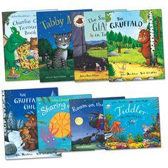 Julia Donaldson's Books