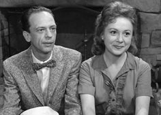 Barney and Thelma Lou