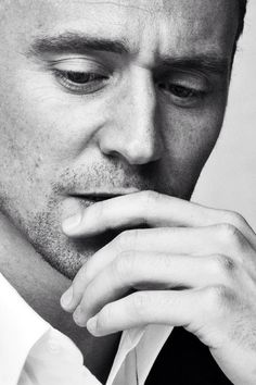 Tom Hiddleston. Via Twitter.