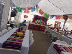 Mexican Theme Baby Shower, Mexican Fiesta Birthday Party, Fiesta Theme Party, Moms 50th Birthday, 18th Birthday Party, Birthday Ideas, 21st Birthday Decorations, Mexican Party Decorations, Quinceanera Party
