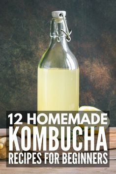 New to kombucha? This post explains the health benefits, how to make kombucha, and includes our favorite komcuha recipes of all time! Health Benefits Of Grapefruit, Cinnamon Health Benefits, Kefir, Health Tips, Health And Wellness, Kombucha Benefits, Foods For Brain Health, Good Brain Food, Recipes
