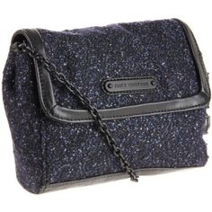 Juicy Couture After Dark Metallic Mini Cross-Body