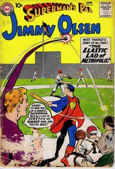 Jimmy Olsen #37 www.ephemeritor.com
