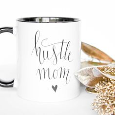 Yay! Finally 4 new mugs in the store. Treat yourself!  happy hustling