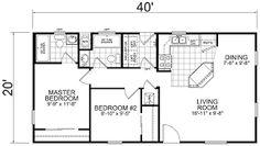 """Résultat de recherche d'images pour """"plan tiny house with 3 bedrooms"""""""