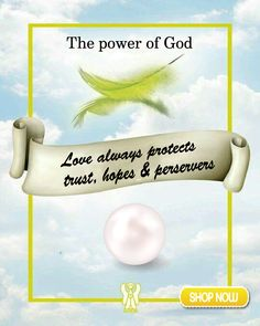 The power of god #godpearl
