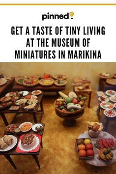 """For families with young children looking for a kid-friendly space to check out while in Marikina, the Museum of Miniatures offers a novel experience of """"tiny house"""" living. Tiny House Living, Young Children, Philippines, Families, Miniatures, Museum, Kid, Space, Check"""