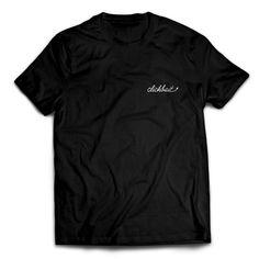 1620cd0b9eb David Dobrik   Liza Koshy Black Clickbait Shirt Shirt Embroidery