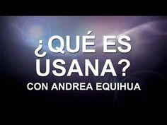 Andrea Equihua de USANA: El camino hacia la salud y la libertad financiera | USANA Video - YouTube