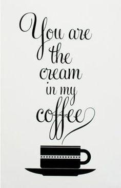 that's amore! feases y citas sobre el #café