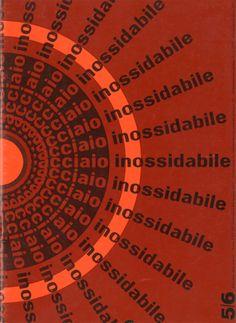 L'acciaio inossidabile N. 5/6 - 1961 settembre/dicembre Rivista bimestrale - Anno XXVIII