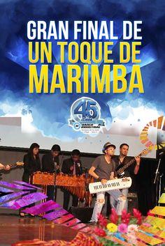 Descubre todo lo que pasó en la gran Final del concurso Un Toque de Marimba. #Guatemala #miGuate #Institucional #BancoIndustrial