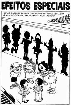 Companheiros da Educação: MENINO MALUQUINHO - DIVERSAS ATIVIDADES DE RACIOCÍNIO LÓGICA E ATENÇÃO PARA CRIANÇAS