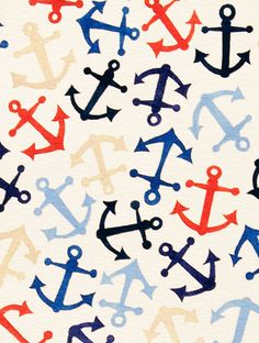 Anchors, anchors + more anchors