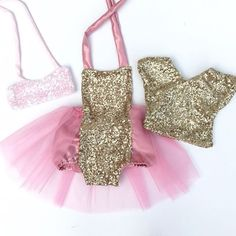 When your princess is birthday ready #bellethreadsstyle  Shop online for  Sparkle Crop: http://www.bellethreads.com/products/pinkalicious-pink-sparkle-crop-top-ready-to-ship  Sparkle Tank: https://www.bellethreads.com/collections/birthday-belle/product