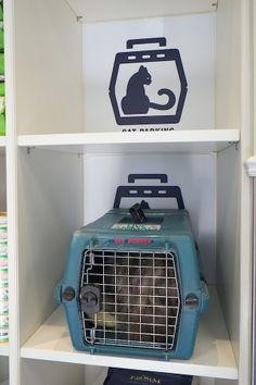 Afbeeldingsresultaat voor feline cat friendly waiting room