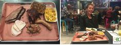 CEO, Josh, is treating our recruiter to a BBQ feast for all her efforts. Work Hard, Bbq, Treats, Ethnic Recipes, Food, Barbecue, Sweet Like Candy, Barrel Smoker, Working Hard
