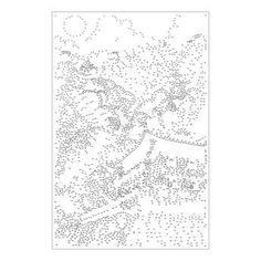 Extreme Dot to Dot Printable - Hard Dot To Dots | Dot to ...