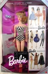 35th Anniversary Barbie -- Auction opened today and a bid was placed on this item -- ( http://the-oasis.org/events/online-auction/bid?cid=61 )