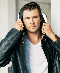 Hitch an Arrow to the Sun --- - mcavoys:     Chris Hemsworth photographed by Bruce...