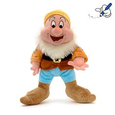 Explore a wonderful collection of Official Disney Merchandise for the Seven Dwarfs. See soft toys, ornaments, pyjamas and shoes worth mining for. Disney Plush, Baby Disney, Heros Disney, Nemo, Tsumtsum, Seven Dwarfs, Disney Dolls, Kids Tv, Disney Merchandise