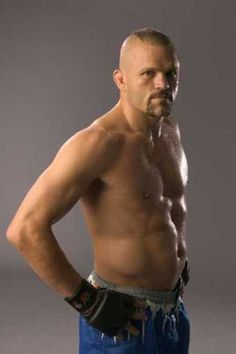 1.88 m tall and 93 kg weight mma player Chuck Liddell; taken idea from