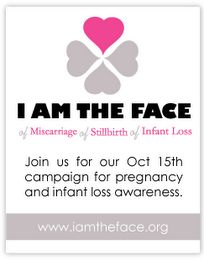 October 15th is the international day of remembrance for baby loss