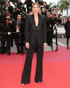 "0ae2c6152084 TOM FORD on Instagram  "" doutzen wore a TOM FORD jumpsuit"