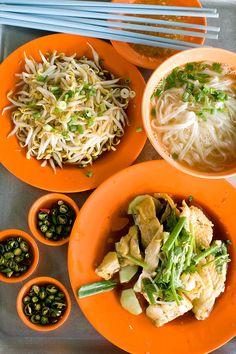 Hor Fun dish from Ipoh, Malaysia. -- #MalaysiaMustSee