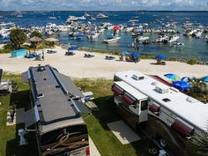 Rv Parks In Florida, Florida Rentals, Florida Camping, Florida Travel, Rv Travel, Travel Destinations, Pensacola Beach Florida, Best Rv Parks, Rv Parks And Campgrounds