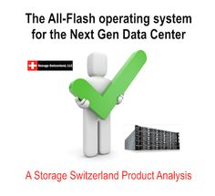"""Read our latest Product Analysis with SolidFire, """"The All-Flash operating system for the Next Generation Data Center"""" by Eric Slack.  http://storageswiss.com/2014/06/12/the-all-flash-operating-system-for-the-next-generation-data-center/"""