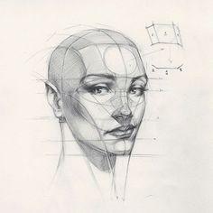 Reilly Head Abstraction method, portrait from imagination #imagination #illustration #drawing #dessin #desen #portraitdrawing #sketch #eskiz #igart #dibujo #art #artoftheday #drawingtutorial #pencil #portre #sanat #skica #рисунок #artist #pencildrawing #desenho #instalike #portraits #çizim #gesture #sketchbook #portrait #characterdesign #artist