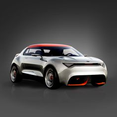 기아자동차의 콘셉트카 KED-10 기존 소형차 개념을 새롭게 해석하고 세련되면서도 개성 있는 디자인을 추구한 KED-10  KIA MOTORS' concept car KED-10 KED-10 reestablishes the meaning of a compact car and pursues the individual design.