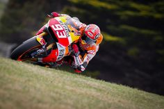 Majestic Marquez sets the pace on opening day at Phillip Island - http://superbike-news.co.uk/wordpress/Motorcycle-News/majestic-marquez-sets-the-pace-on-opening-day-at-phillip-island/