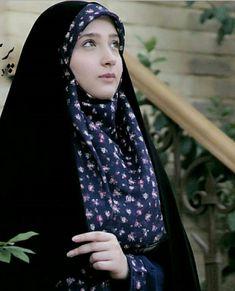 Iranian Women Fashion, Muslim Fashion, Hijab Fashion, Iranian Beauty, Muslim Beauty, Beautiful Muslim Women, Beautiful Hijab, Muslim Brides, Muslim Girls