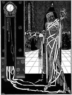Harry Clarke, Tales of Mystery and Imagination by Poe, 1923