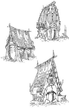 ArtStation - Archive-Linework/Drawings, Christian Piccolo